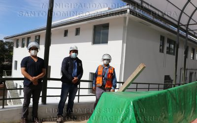 Construcción del local del Centro de Salud Santo Domingo, Morropón – Piura